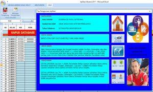 aplikasi absensi berbasis excel 300x180 - Download Aplikasi Absensi Berbasis Excel