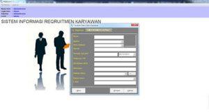 aplikasi rekrutmen karyawan berbasis vb 300x161 - Source Code Aplikasi Sistem Informasi Rekrutmen Karyawan Berbasis VB