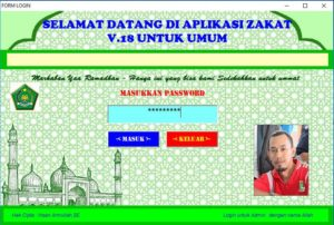 aplikasi pembayaran zakat 1 300x202 - Aplikasi Pembayaran Zakat Berbasis Excel