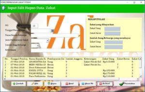 aplikasi pembayaran zakat 3 300x190 - Aplikasi Pembayaran Zakat Berbasis Excel