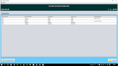 aplikasi stok barang berbasis java 2 - Source Code Aplikasi Penjualan dan Stok Barang Berbasis Java Netbeans & Sqlite