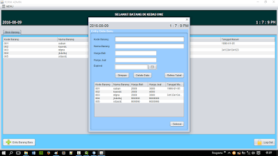 aplikasi stok barang berbasis java 3 - Source Code Aplikasi Penjualan dan Stok Barang Berbasis Java Netbeans & Sqlite