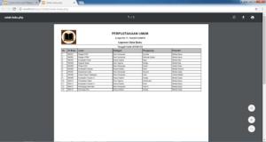 Aplikasi Perpustakaan Dengan PHP dan MySql 3 300x160 - Download Source Code Sistem Informasi Perpustakaan Berbasis Php