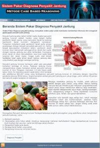 sistem pakar diagnosa penyakit jantung berbasis web 1 202x300 - Download Source Code Aplikasi Sistem Pakar Penyakit Jantung Berbasis Php