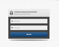 aplikasi inventory barang 1 - Source Code Program Inventory Barang   Berbasis Web Gratis