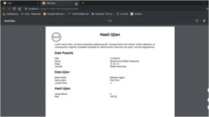 aplikasi ujian online berbasis codeigniter 5 300x169 - Download Source Code Aplikasi Ujian Online Berbasis Php