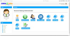 Download Source Code Sistem Informasi Akademik Sekolah Berbasis Php  MySQL