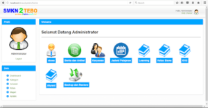 sistem informasi akademik sekolah php 1 300x156 - Download Source Code Sistem Informasi Akademik Sekolah Berbasis Php & MySQL