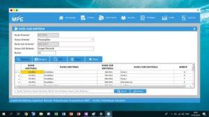 spk seleksi karyawan vb.net 3 300x168 - Download Source Code Aplikasi SPK Seleksi Penerimaan Karyawan Berbasis VB.Net