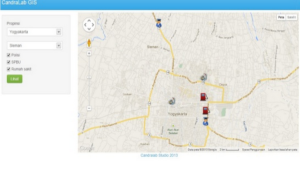 Sistem Informasi Geografis Berbasis Php