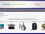 Download Aplikasi Inventory Barang berbasis web