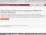 Download Source Code Sistem Informasi Kepegawaian Berbasis Php