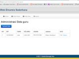 Download Source code web dinamis sederhana menggunakan php