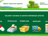 Download Kumpulan Source Code Aplikasi Apotek Berbasis Web