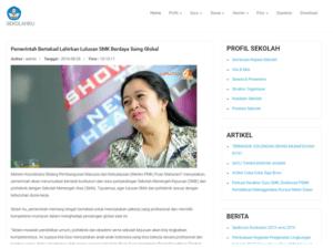 web sekolah berbasis php 2 300x224 - Download 12 Source Code Website Sekolah Siap Pakai - FREE