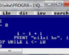 Perulangan Do Loop While Pada Qbasic