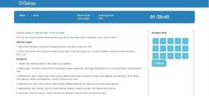 aplikasi elearning 2 300x138 - Source Code Aplikasi E-Learning & Ujian Online Siap Pakai Berbasis Php