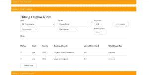 aplikasi online shop 2 300x151 - Source Code Aplikasi Online Shop Dengan API Raja Ongkir Berbasis Php