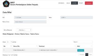 aplikasi spot 2 300x179 - Source Code Aplikasi Sistem Belajar Online Terpadu Berbasis Codeigniter