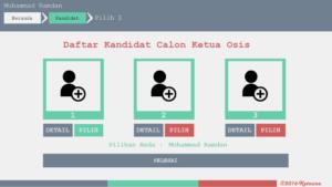 aplikasi pemilihan ketua osis vb 2 300x169 - Source Code Aplikasi Pemilihan Ketua Osis Berbasis VB