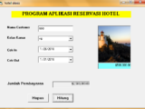 Source Code Aplikasi Reservasi Hotel Berbasis Visual Basic