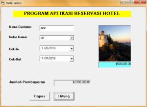 aplikasi reservasi kamar hotel vb 300x219 - Source Code Aplikasi Reservasi Hotel Berbasis Visual Basic