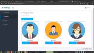 aplikasi voting laravel 2 300x169 - Source Code Aplikasi Voting Berbasis Web
