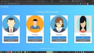 aplikasi voting laravel 3 300x169 - Source Code Aplikasi Voting Berbasis Web