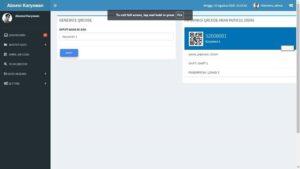 app absensi qr qode 2 300x169 - Source Code Aplikasi Absensi Karyawan Online Menggunakan QR Code