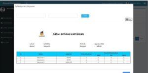 app absensi qr qode 5 300x147 - Source Code Aplikasi Absensi Karyawan Online Menggunakan QR Code