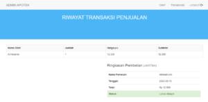 app apotek codeigniter 4 300x147 - Source Code Aplikasi Penjualan Obat Apotek Berbasis Web
