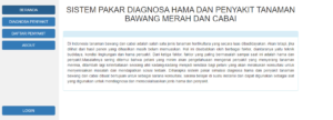 app sistem pakar php 1 300x108 - Source Code Aplikasi Sistem Pakar Diagnosa Hama & Penyakit Tanaman Berbasis Web