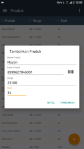 app kasir berbasis android 4 169x300 - Source Code Aplikasi Kasir Toko Berbasis Android