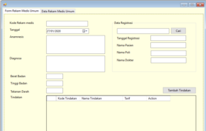 app puskesmas berbasis vb.net 2 300x192 - Source Code Aplikasi Puskesmas Berbasis VB.Net