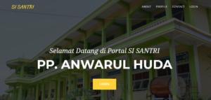 web profil ponpes 1 300x143 - Source Code Website Profile Pondok Pesantren Berbasis Php