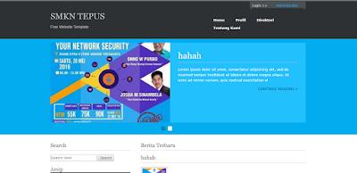 1 - Download 12 Source Code Website Sekolah Siap Pakai - FREE