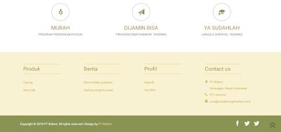 web profile 3 - Download 11 Source Code Website Company Profile Siap Pakai - FREE
