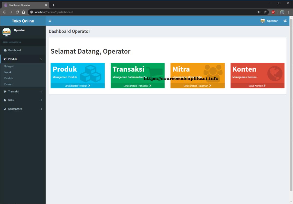 aplikasi toko online 2 - Source Code Aplikasi Toko Online Berbasis Codeigniter