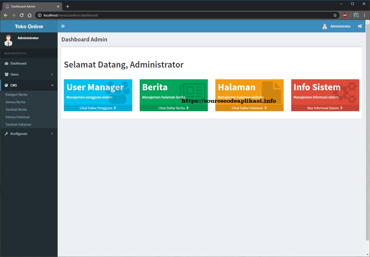 aplikasi toko online 4 - Source Code Aplikasi Toko Online Berbasis Codeigniter