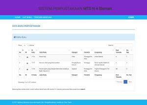 Sistem Perpustakaan php 1 - Source Code Sistem Informasi Perpustakaan Berbasis Web