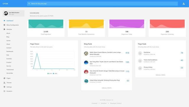web company profile 3 - Source Code Website Company Profile Berbasis Codeigniter